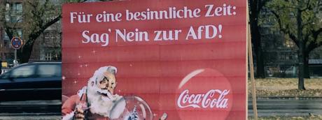 La surreale guerra di tweet tra Afd e Coca Cola