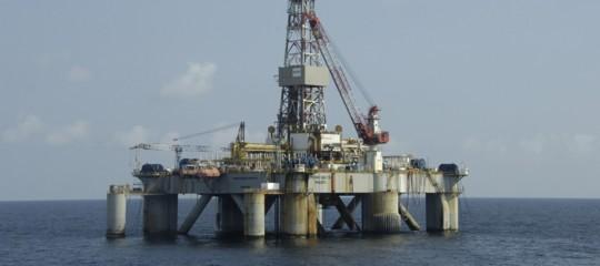 Eni Olio Petrolio Angola Offshore Afoxé