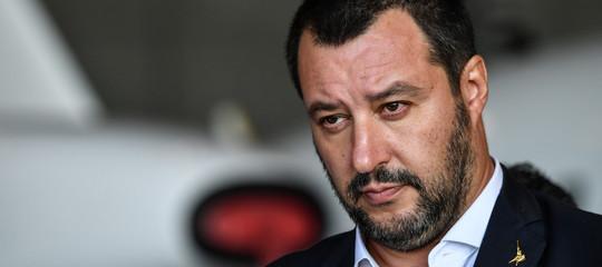 """Fondi Lega: Salvini,M5s? """"A volte cadono le braccia"""""""