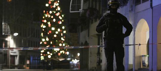 attentato mercatino Natale strasburgo