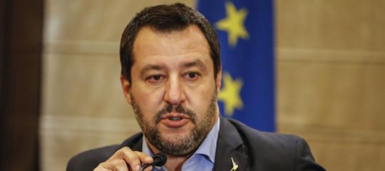 Strasburgo Salvini