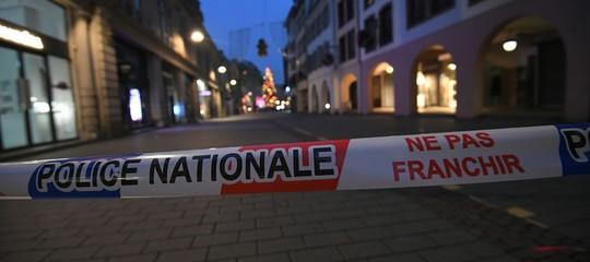 attentati Francia cronologia