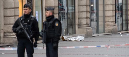 strasburgo fermate cherif