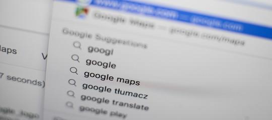 L'Italia di Google che cancella Di Maio e Salvini