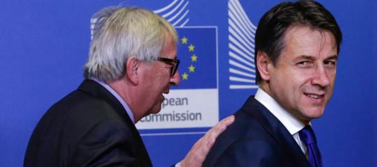 Conte offre a Bruxelles il taglio del deficit dal 2,4% al 2,04%. Ma basterà?