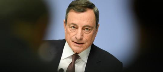 Che succede ora che la Banca centrale europea chiude i rubinetti