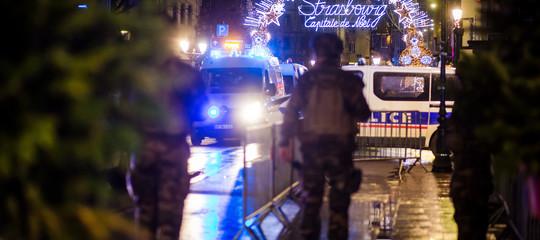 """Strasburgo:Cherifal tassista, """"L'ho fatto per vendicare la Siria"""""""
