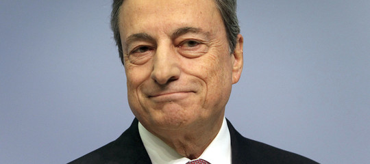 Bce: lascia tassi invariati, restano a questi livelli fino all'estate 2019