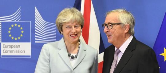 L'Europa di prepara al 'nodeal' sullaBrexitcon Londra, diceJuncker
