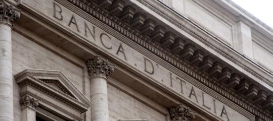 Bankitalia: a ottobre debito aumenta a 2.334,4 miliardi