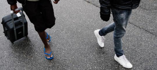 La meta dei migranti che arrivano in Italia è davvero l'Italia?