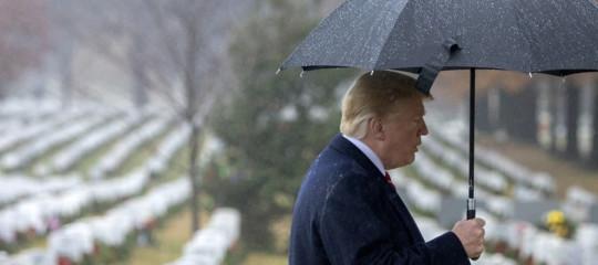 Quanti pezzi ha perso la Casa Bianca diTrumpfinora