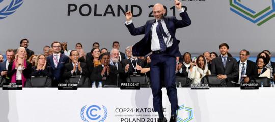Il fallimento dellaCop24sul clima, spiegato da Greenpeace