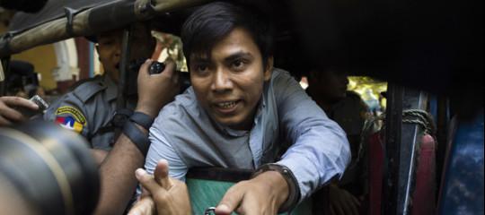 Tutti i giornalisti finiti in carcere nel mondo. Il drammatico rapportoCpj
