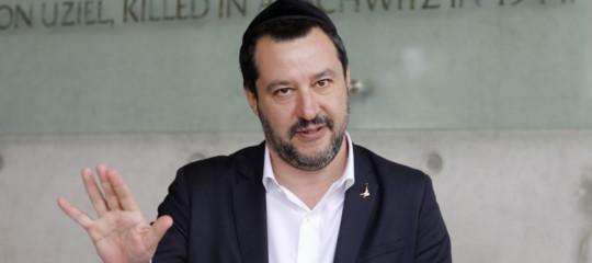 Manovra, Salvini: settimana decisiva, con Conte e Di Maio porteremo a casa risultato