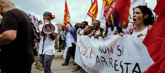 Né rifugiato, né migrante economico. MaKaderha lo stesso un messaggio per Salvini