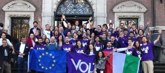 Cosa è Volt, il partito deiMillennialsche credono nell'Europa