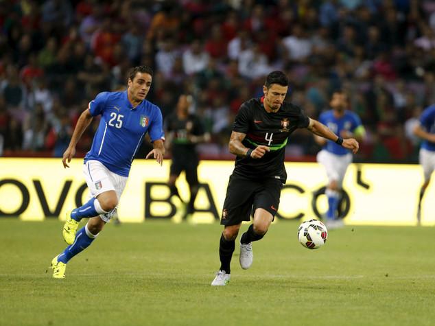 Calcio: Portogallo-Italia 1-0, doppio dispiacere per Conte