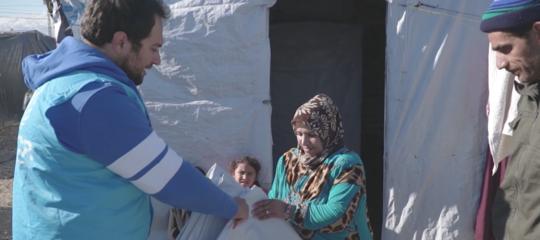 """Torna """"Christmaslights"""" per dare voce e sostegno alle vittime del conflitto siriano"""