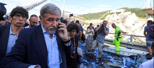 Ponte Genova: martedì il commissario Bucci annuncerà chi loricostruirà