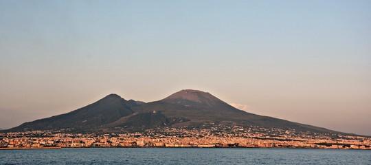 In caso di eruzione del Vesuvio gli abitanti di Pompei verrebbero trasferiti in Sardegna