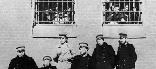 russiachiude prigione stalin
