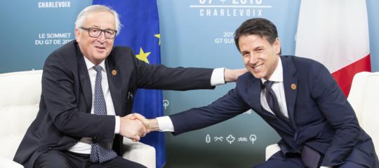Manovra, c'è l'accordo con Bruxelles. Stop alla procedura di infrazione
