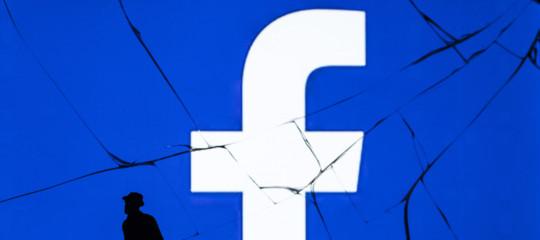 facebook localizzazione
