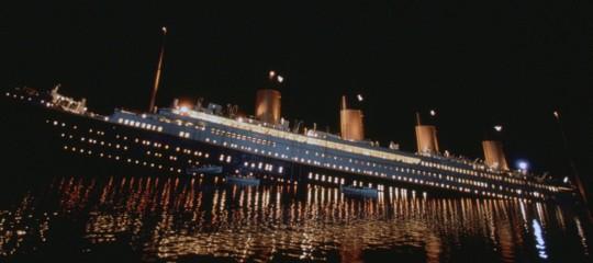 titanic vera storia ritrovamento