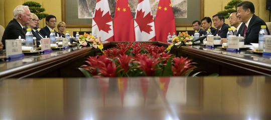 La Cina continua ad arrestare cittadini canadesi per spionaggio