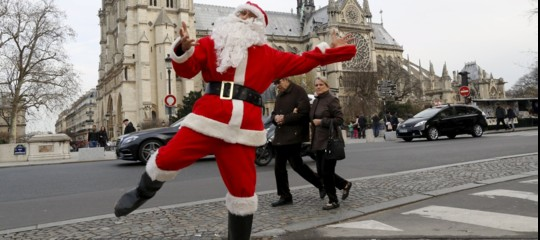 Come Dire Che Babbo Natale Non Esiste.Ragazzi Babbo Natale Esiste Davvero E Non E Un Eresia
