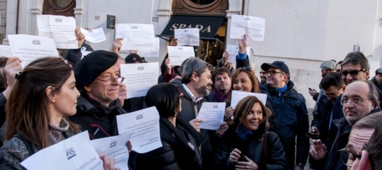 Ansa askanews sciopero