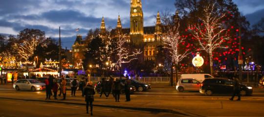 Austria: sparatoria in centro a Vienna, almeno un morto