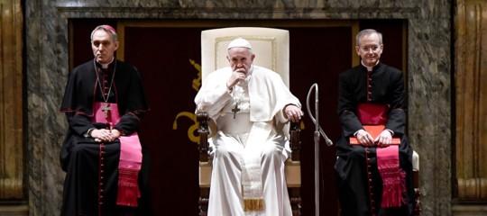 L'appello del Papa ai preti pedofili e il grazie ai giornalisti che hanno indagato