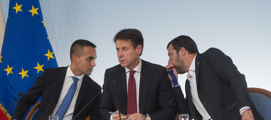 manovra governo europee