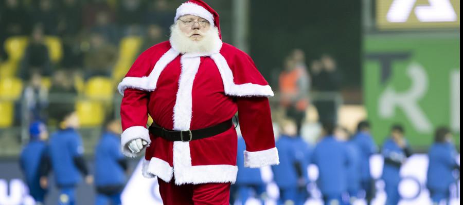 Il Babbo Natale.In Germania Nessuno Piu Vuole Fare Il Babbo Natale