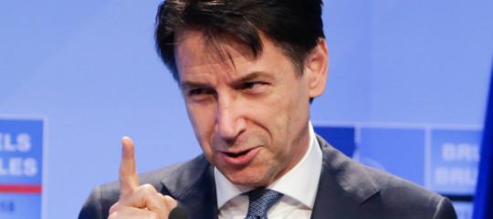 Conte ritardo Manovra Lega M5s