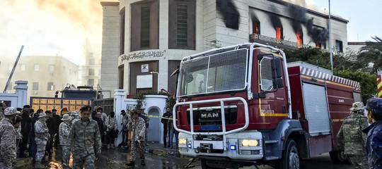 libia attacco kamikaze