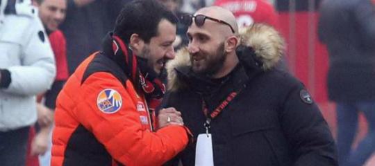 Salvini vuole il dialogo con gli ultrà per risolvere la violenza negli stadi, scrive La Stampa