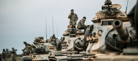 turchia curdi siria
