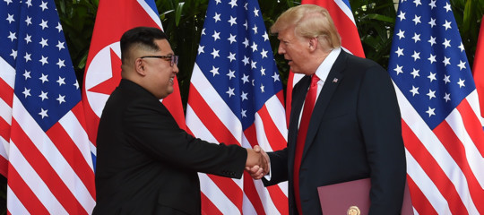 Un anno senza i missili diKimJong-un, anche grazie a DonaldTrump
