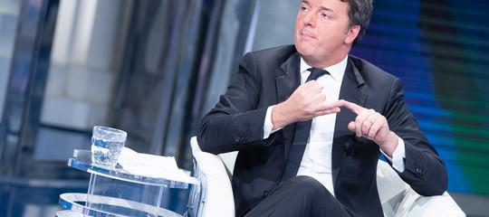 """Renziè convinto che il governo """"andrà in pezzi"""" prima delle europee"""
