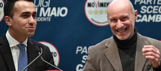 M5s:espulsi i senatori De Falco e DeBonise due eurodeputati