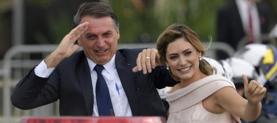 brasile bolsonaro giura