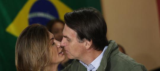 Chi èMichelleBolsonaro, 'primeiradama' del Brasile