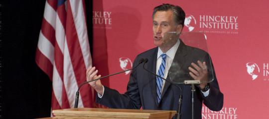 Romneynon sicandideràalla Casa Bianca nel 2020