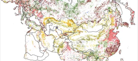 Così abbiamo stravolto il 22% delle aree abitabili della Terra