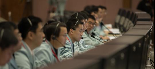 La Cina è già leader mondialenell'esplorazione dello Spazio?