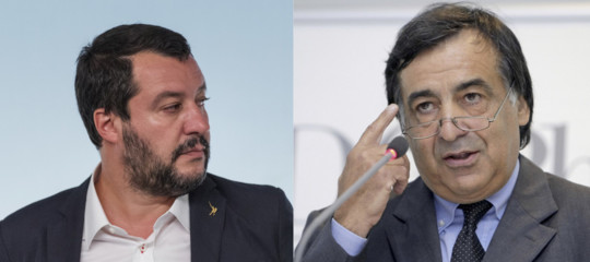 Chi ha ragione tra Salvini e Orlando sul decreto sicurezza
