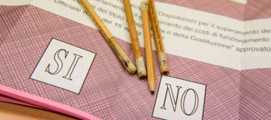 La tregua tra Lega e 5 Stelle sul referendum propositivo